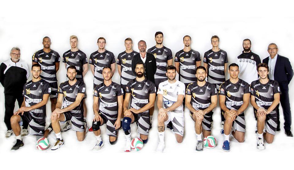 Rennes-Volley-35 equipe