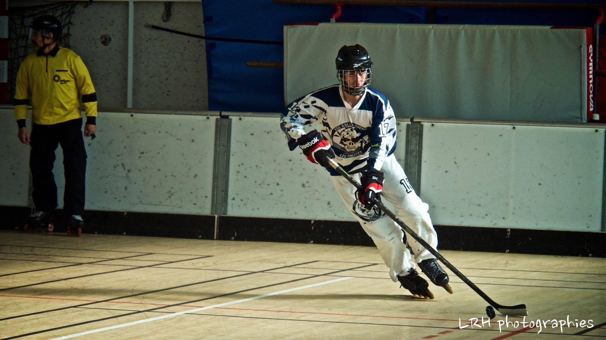 Photo FACEBOOK Roller Hockey