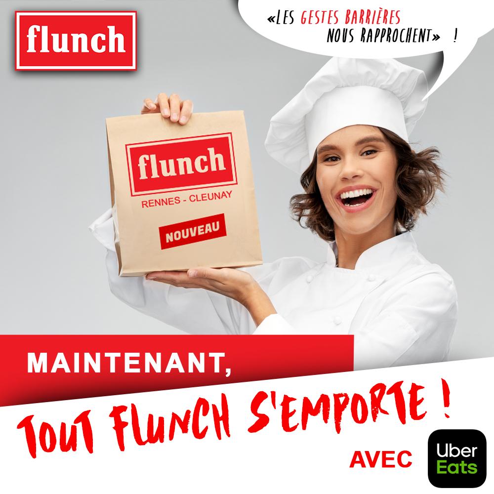 FLUNCH RENNES – Flunch s'emporte 2- V5 -190520